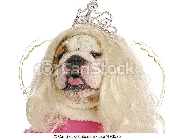 ugly princess - csp7493575