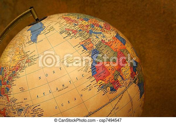 Globe - csp7494547