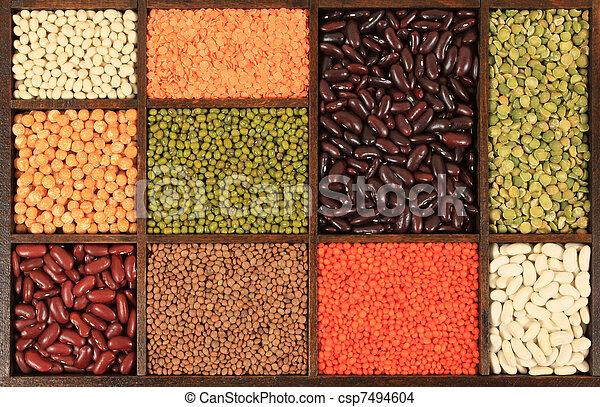 Ingredients - csp7494604