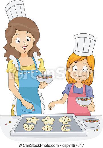 Cookie Sprinkles - csp7497847