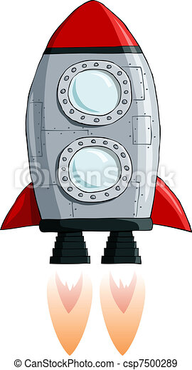 Rocket - csp7500289