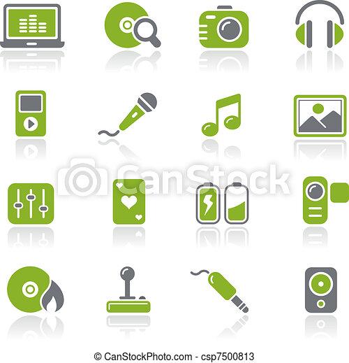 Media & Entertainment / Natura - csp7500813
