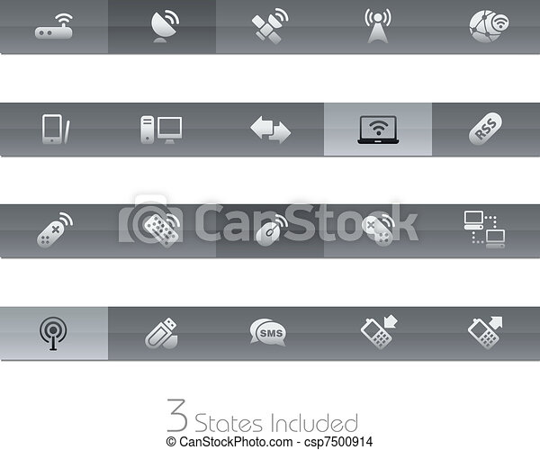 Wireless & Communications / Gelbar - csp7500914