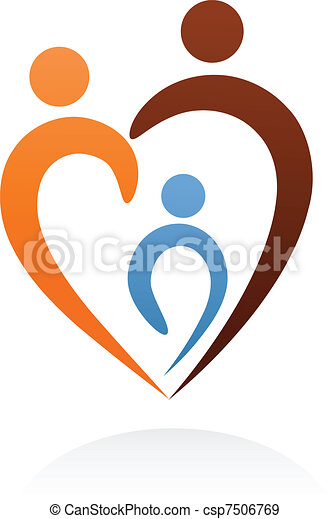 family icon and element, vector - csp7506769