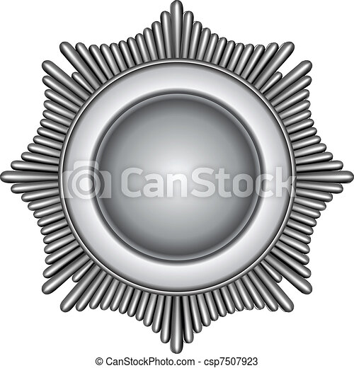 Silver Badge - csp7507923