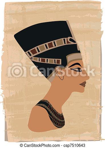 Nefertiti - csp7510643
