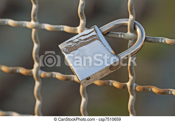 Lock - csp7510659