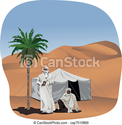 Bedouins - csp7510869