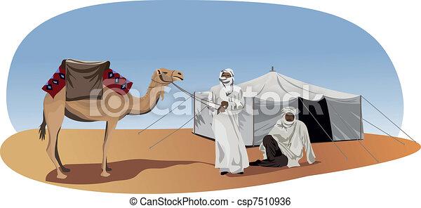Bedouins - csp7510936