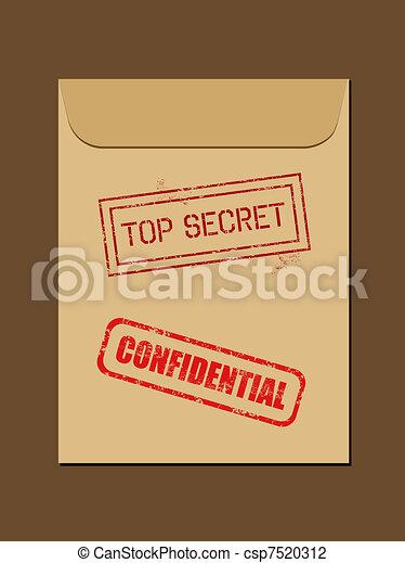 Secret documents - csp7520312