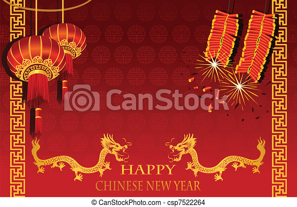 Chinese New Year - csp7522264