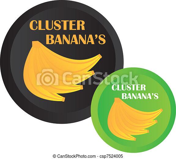 cacho,  bananas - csp7524005