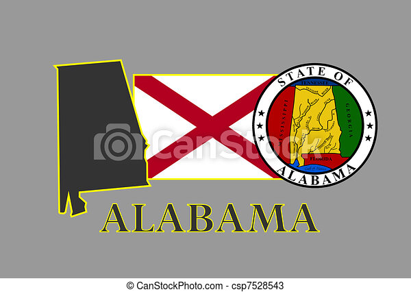 Alabama - csp7528543