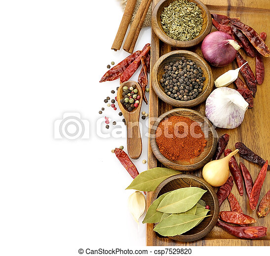 Spices Assortment - csp7529820