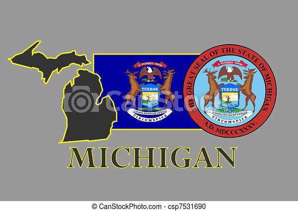 Michigan - csp7531690