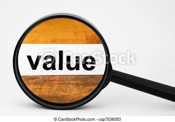 Value - csp7536083