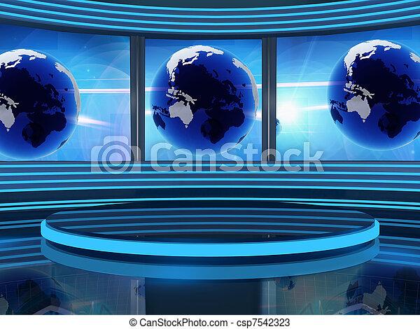studio tv - csp7542323