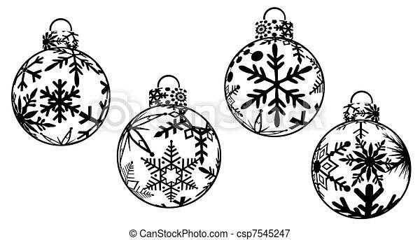 Clipart Christmas Tree Ornaments Christmas Ornaments Clipart