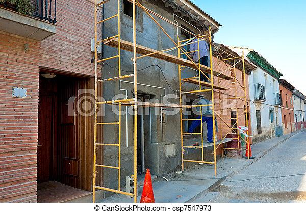 Renovation  - csp7547973