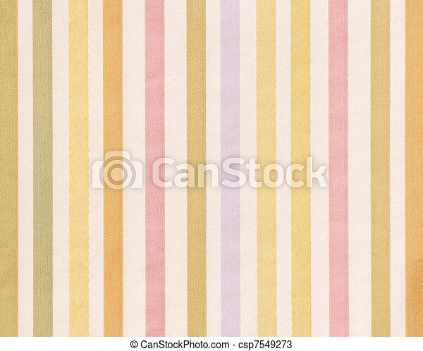 soft-color background with colored vertical stripes (shades of orange pink and blue) - csp7549273