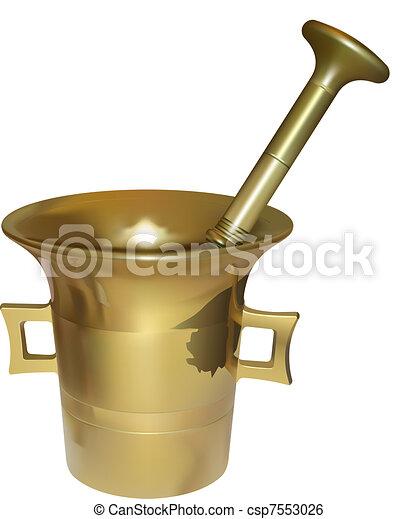 mortar - csp7553026
