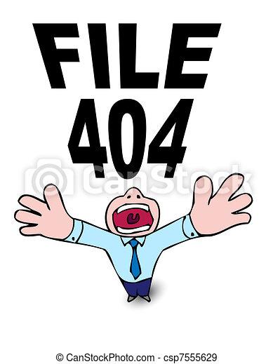 404 file not found - csp7555629