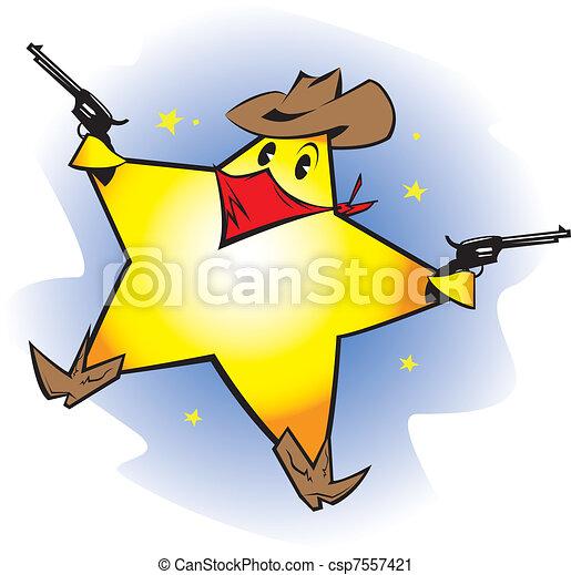 Free Cowboy Graphics Clip Art