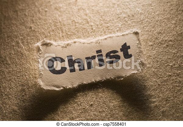 Religion Concept - csp7558401