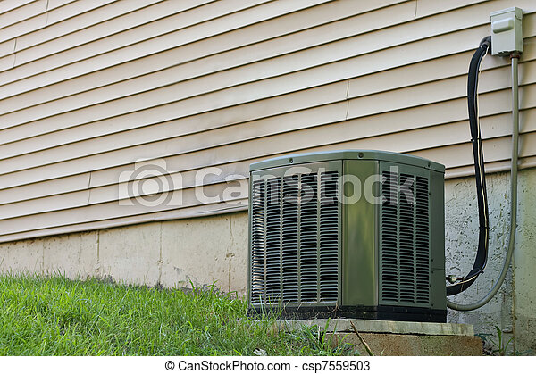 Residential Central Air Conditioner Unit - csp7559503