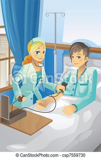 Doctora haciendo examen - 4 2