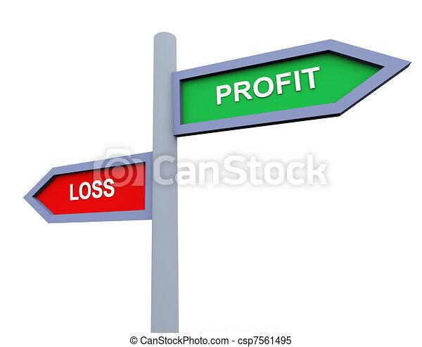 Profit and loss - csp7561495