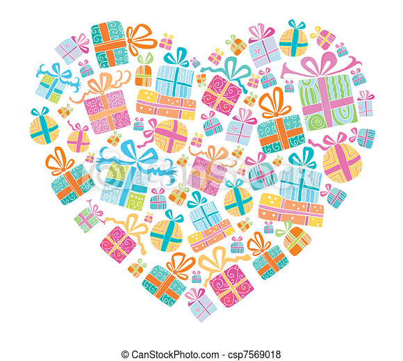 I love presents - csp7569018