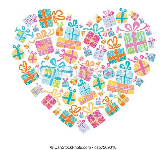 I love presents - csp7569018