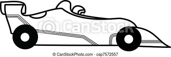 Sport Car (racing) - csp7572557
