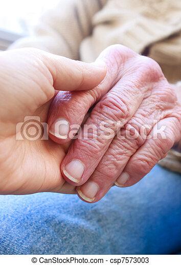 Helping hands - csp7573003
