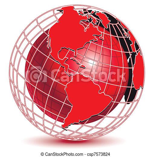 red globe - csp7573824