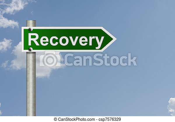 The way to recovery - csp7576329