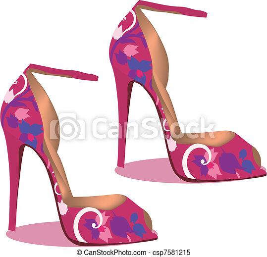 footwear - csp7581215