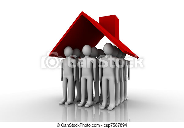 Home Owner  - csp7587894
