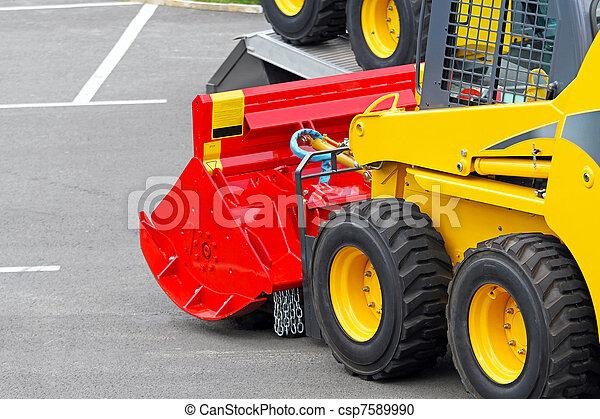Skid steer attachment - csp7589990
