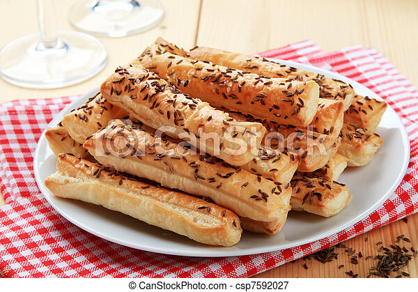 Crispy snacks  - csp7592027