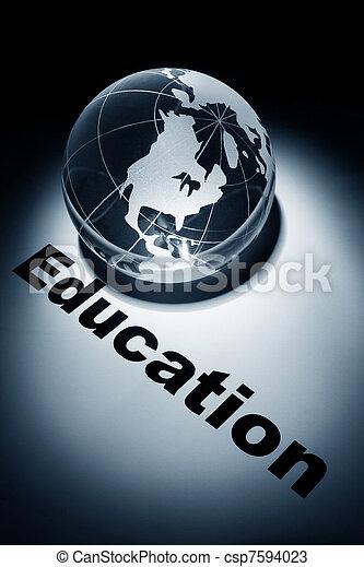 教育 - csp7594023