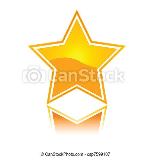 star icon  - csp7599107