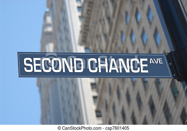 Second chance Avenue - csp7601405