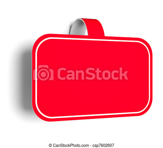 Sticker for promotion. - csp7602607