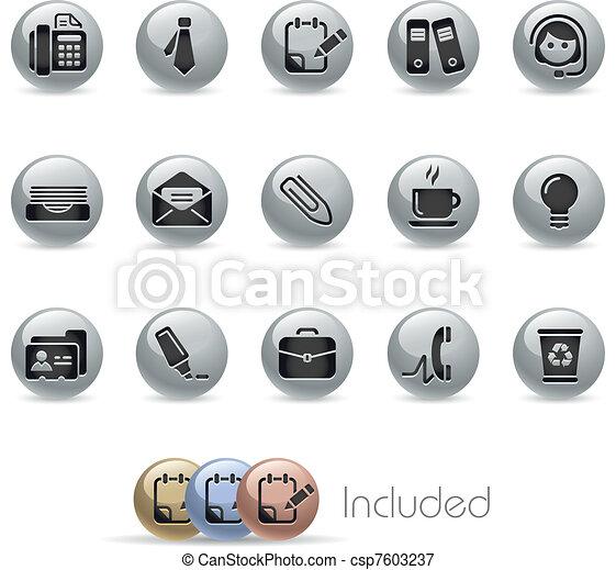 Office & Business / Metallic - csp7603237
