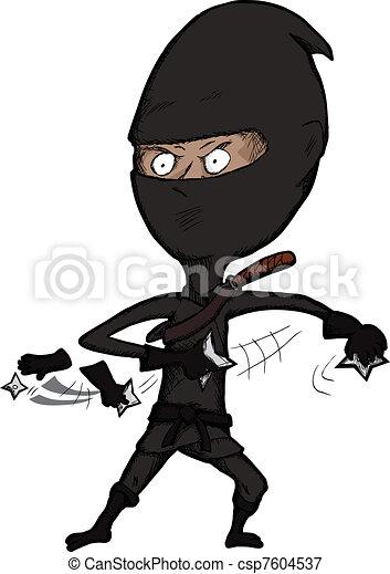 Illustrations vectoris es de f roce ninja jets shuriken - Shuriken dessin ...