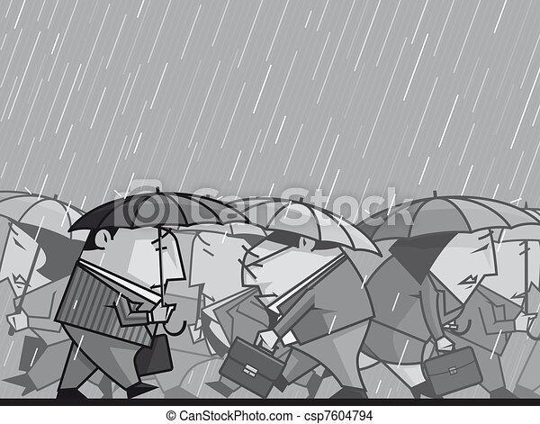 Clip Art Pictures Of Rain