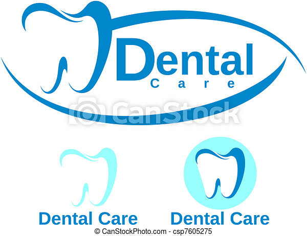 set of dental logotype - csp7605275