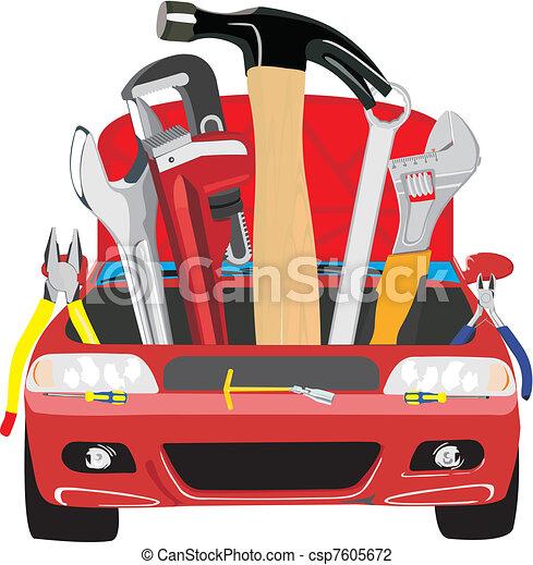 car fix - csp7605672